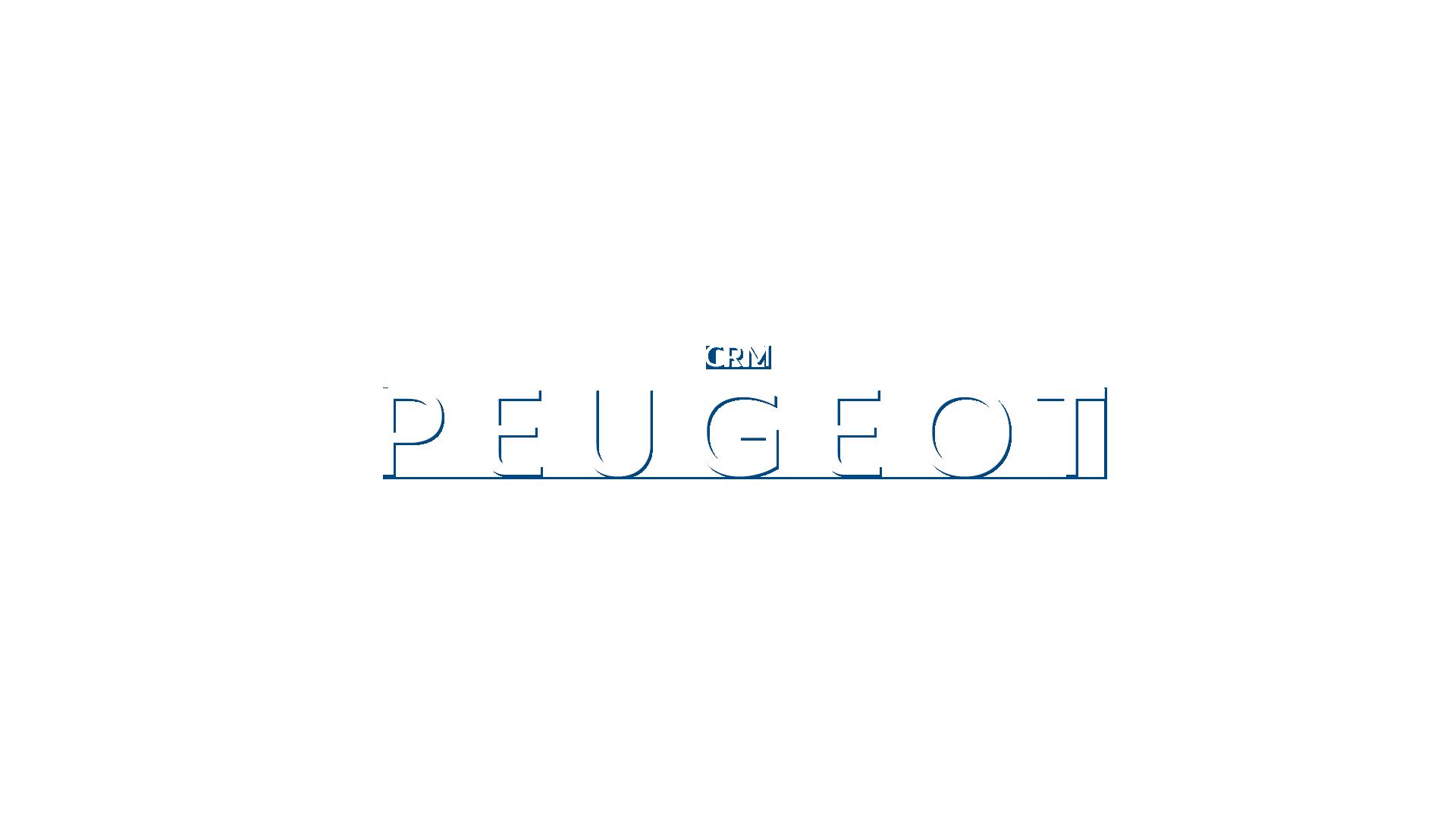 PEUGEOT CRM